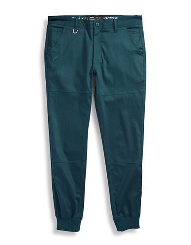 Publish Brand Twill Jogger Pants-OCEAN-36