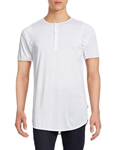 Publish Brand Tet Henley T-Shirt-WHITE-Medium 88861198_WHITE_Medium