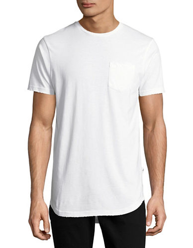 Publish Brand Vented Longline Pocket T-Shirt-WHITE-Small 88616350_WHITE_Small