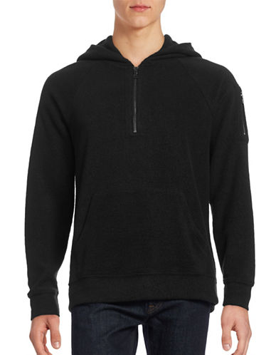 Uncl M51 Brushed Fleece Hoodie-BLACK-Large 88709012_BLACK_Large