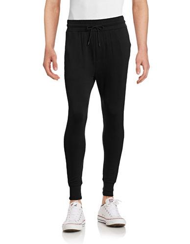 Uncl Bambo Jogger Pants-BLACK-Large 88708975_BLACK_Large