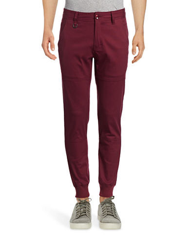 Publish Brand Legacy Slim-Fit Joggers-PURPLE-28