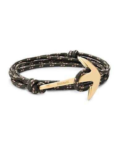 Miansai Anchor Bracelet-GREEN-One Size