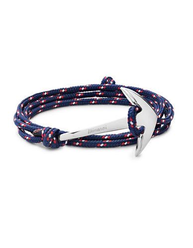 Miansai Anchor Bracelet-NAVY-One Size