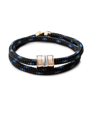 Miansai Casing Bracelet-BLUE/BLACK-One Size