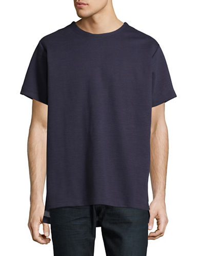 Publish Brand Oversized T-Shirt-NAVY-Medium