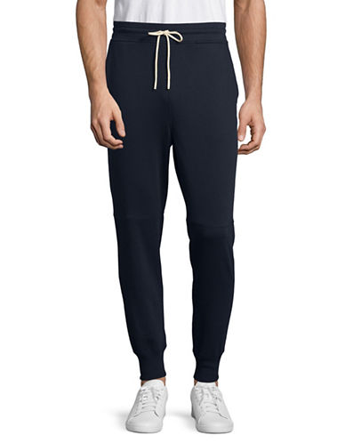 Publish Brand Drawstring Jogger Pants-NAVY-Medium