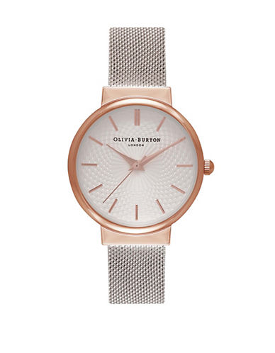 Olivia Burton The Hackney Rose Goldtone Watch-ROSE GOLD-One Size