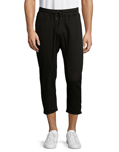 Publish Brand Makhi Drawstring Pants-BLACK-32