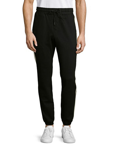 Publish Brand Wyatt Jogger Pants-BLACK-34