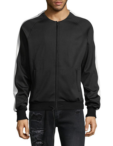 Kollar Elongated Cuff Track Jacket-BLACK-Small 90054593_BLACK_Small