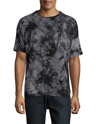 Kollar Essential Concave T-Shirt-DARK GREY-X-Large 90054608_DARK GREY_X-Large