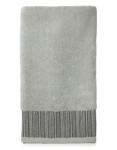 Famous Home Fashions Inc. (Dd) Alys Grey Hand Towel-GREY-Hand Towel