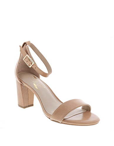 Aerosoles Bird Paradise Ankle Strap Sandals-NUDE-10 89960994_NUDE_10