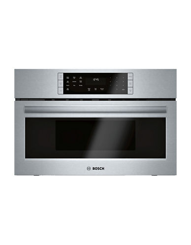 Bosch Hmc80152uc 30 Sd Microwave Oven 800 Series Stainless Steel