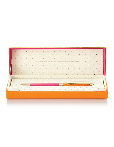 Kate Spade New York Ballpoint Pens-ORANGE-One Size
