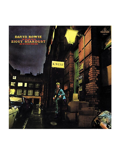 Vinyl David Bowie - The Rise And Fall of Ziggy Stardust-BLAC