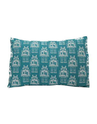 Maholi Android Breakfast Cushion-BLUE-One Size