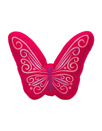 Maholi Butterfly Cushion-RED-18x18