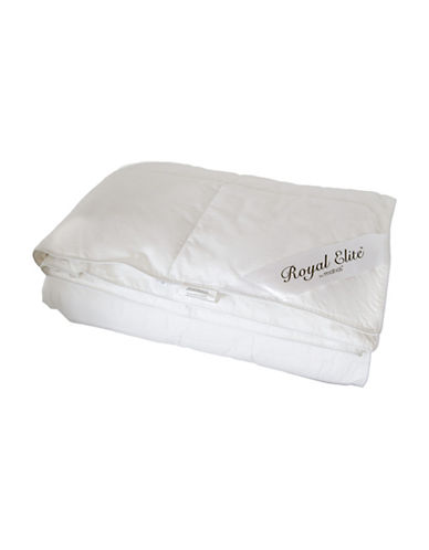 Royal Elite Royal Elite Wool Duvet-WHITE-Queen