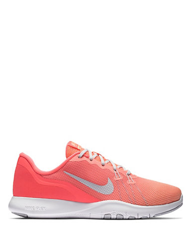 Nike Womens Mesh Training Sneakers-RED-5.5