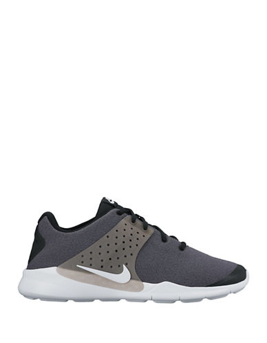 Nike Mens Arrowz Sneakers-BLACKWHITE-8.5