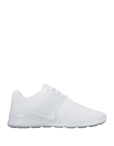 Nike Mens Arrowz Sneakers-WHITE-8.5