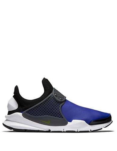 Nike Mens Sock Dart SE Shoes-BLUE-8