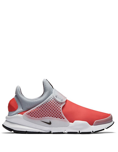 Nike Mens Sock Dart SE Shoes-ORANGE-12