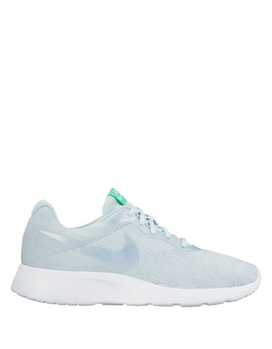 Nike Womens Natural Motion Low-Top Running Shoes-BLUE-9