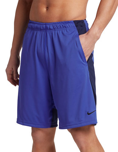 Nike Dry Training Shorts-BLUE-X-Large 89073708_BLUE_X-Large