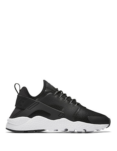 Nike Air Huarache Run Ultra Sneakers-BLACK-9 88747995_BLACK_9