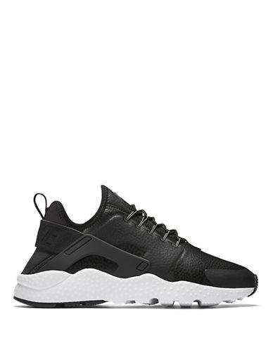 Nike Air Huarache Run Ultra Sneakers-BLACK-8 88747993_BLACK_8