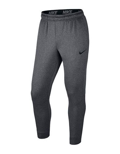 Nike Taper Training Pants-GREY-Medium