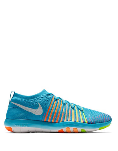 Nike Free Transform Flyknit Sneakers-BLUE-9 88349529_BLUE_9