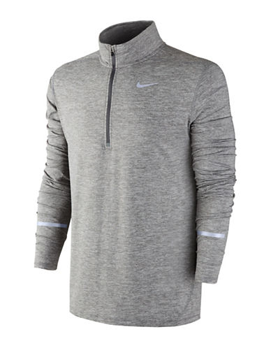 Nike Dry Element Running Top-DARK GREY-Medium 88832707_DARK GREY_Medium
