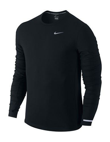 Nike Dri-Fit Contour Long-Sleeve Top-BLACK-Small 88739722_BLACK_Small