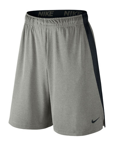 Nike Fly Shorts-DARK GREY-Large 88495936_DARK GREY_Large