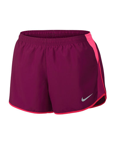 Nike Dry Running Shorts-TRUE BERRY-Large