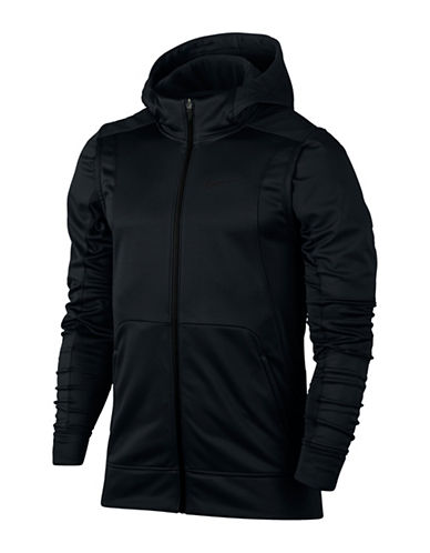 Nike Therma Hyper Elite Basketball Hoodie-BLACK-XX-Large 88772265_BLACK_XX-Large