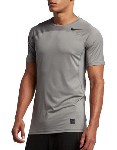 Nike Pro Hypercool Top-GREY-X-Large 89073713_GREY_X-Large