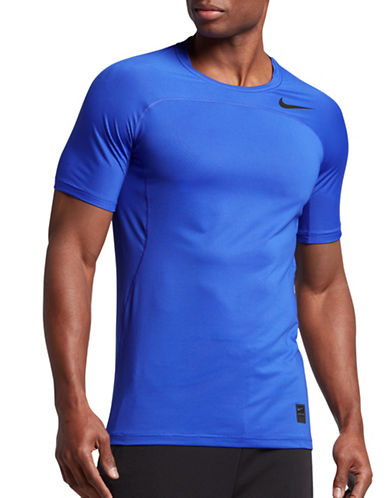 Nike Pro Hypercool Top-BLUE-X-Large 89073723_BLUE_X-Large