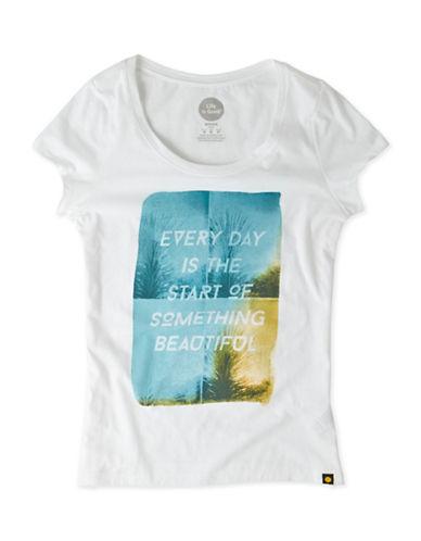 Life Is Good Newbury Short Sleeve T-Shirt-WHITE-XSmall 88796478_WHITE_XSmall