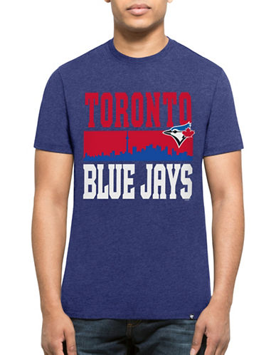 Majestic Toronto Blue Jays Skyline Club Tee-BLUE-Small 89365143_BLUE_Small