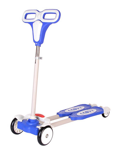 Lil Scoot Mini Scooter-BLUE-One Size