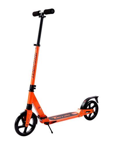 Terrain Two-Wheel Scooter-ORANGE-One Size