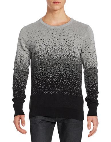 J. Lindeberg Jordan Shade Jacquard Sweater-GREY-X-Large