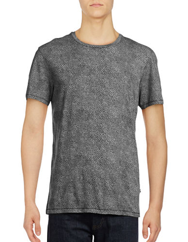 J. Lindeberg Printed T-Shirt-BLACK-Medium 88922885_BLACK_Medium