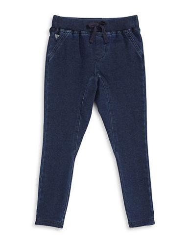 Guess Flex Denim Jogger Pants-BLUE-Large 87597208_BLUE_Large