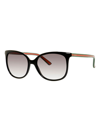 Gucci 3649 Sunglasses-SHINY BLACK-One Size